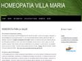HOMEOPATIA VILLA MARIA